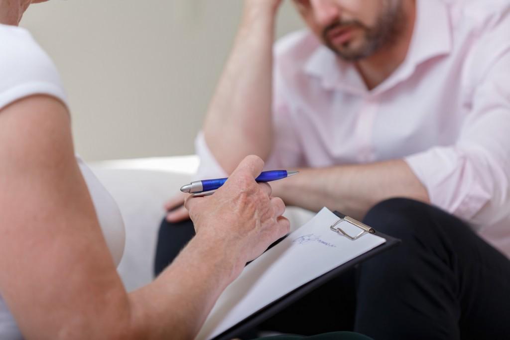 Das beste Mittel zur Bewältigung ist die Psychologische Gesprächstherapie. Bild: Photographee.eu - fotolia