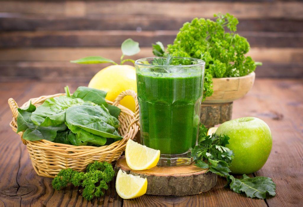 Grünes Gemüse wirkt schützend. Bild: pilipphoto - fotolia