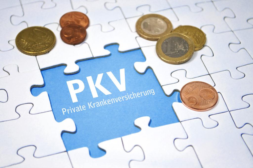 PKV- Versicherte gehen seltener zum Arzt. Bild: © stockWERK - fotolia