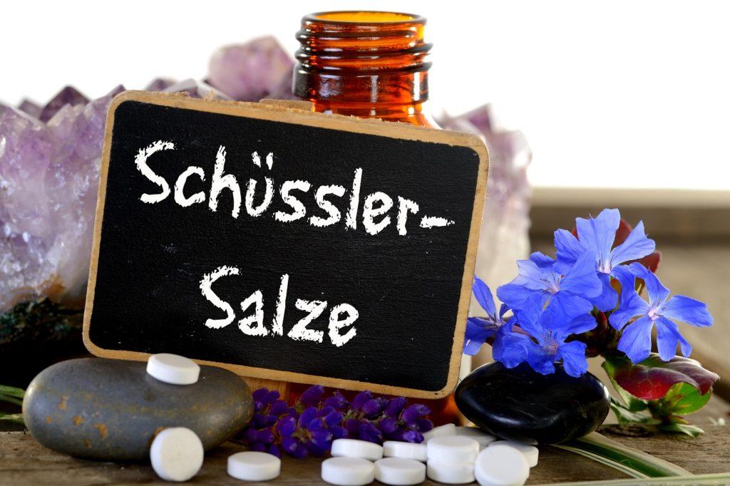 Schüssler Salze als unterstützende Therapie. Bild: Gerhard Seybert - fotolia