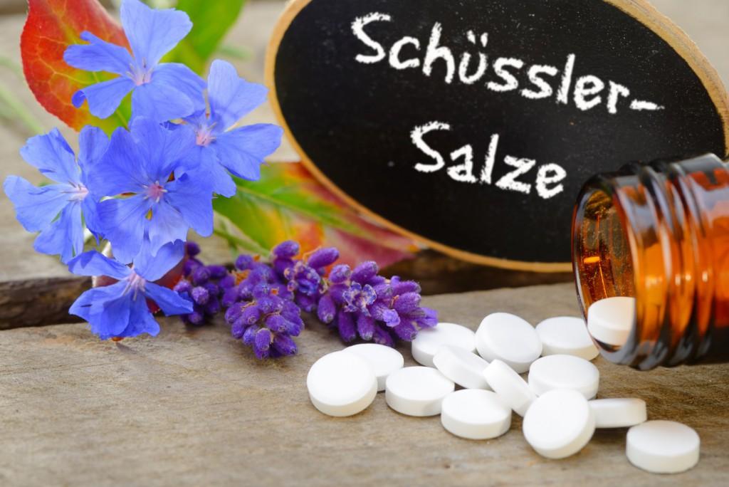 Schüssler Salze gegen Falten. Bild: Gerhard Seybert - fotolia