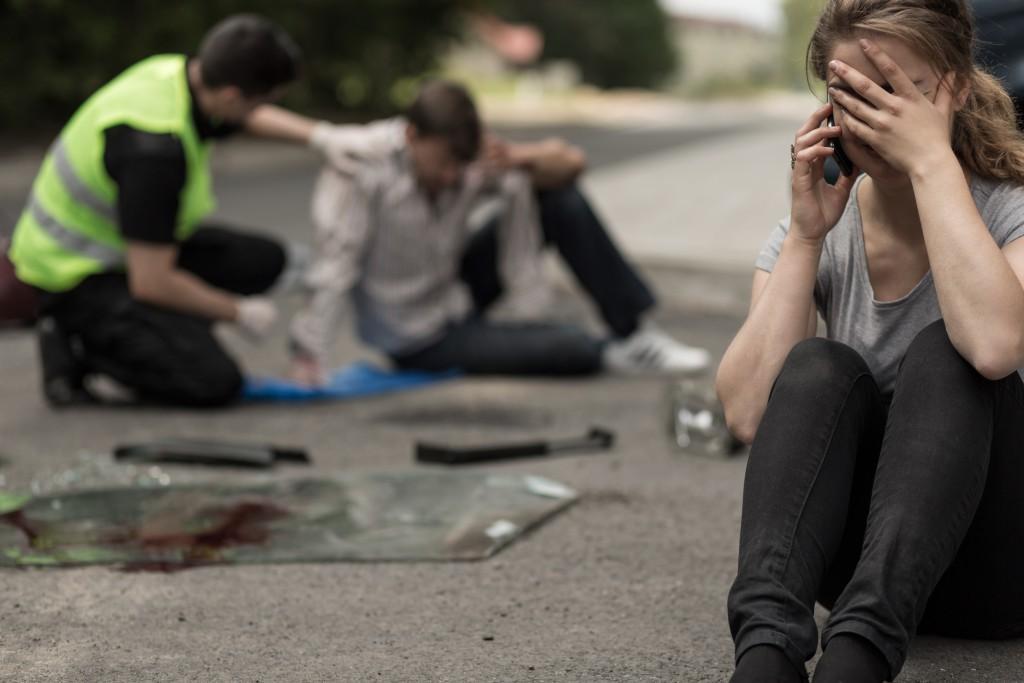 Helfer in Krisen leiden oft an einem sekundären Trauma. Bild: Photographee.eu - fotolia