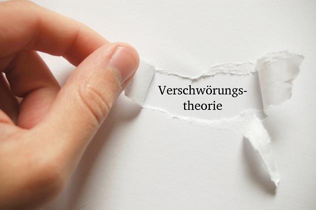 Gerade in den sozialen Medien werden viele sogenannte Verschwörungstheorien geteilt. Bild: thingamajiggs - fotolia