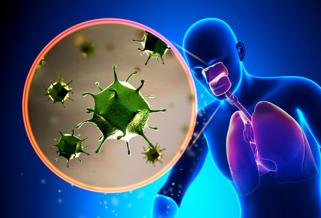 Gefährlicher Virus in New York angekommen. Bild: decade3d - fotolia