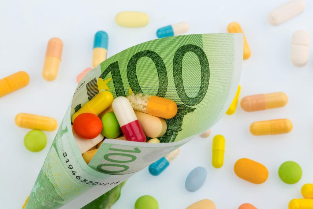 Die Arzneimittelausgaben der Krankenkassen haben im vergangenen Jahr Rekordhoch erreicht. (Bild: Gina Sanders/fotolia.com)