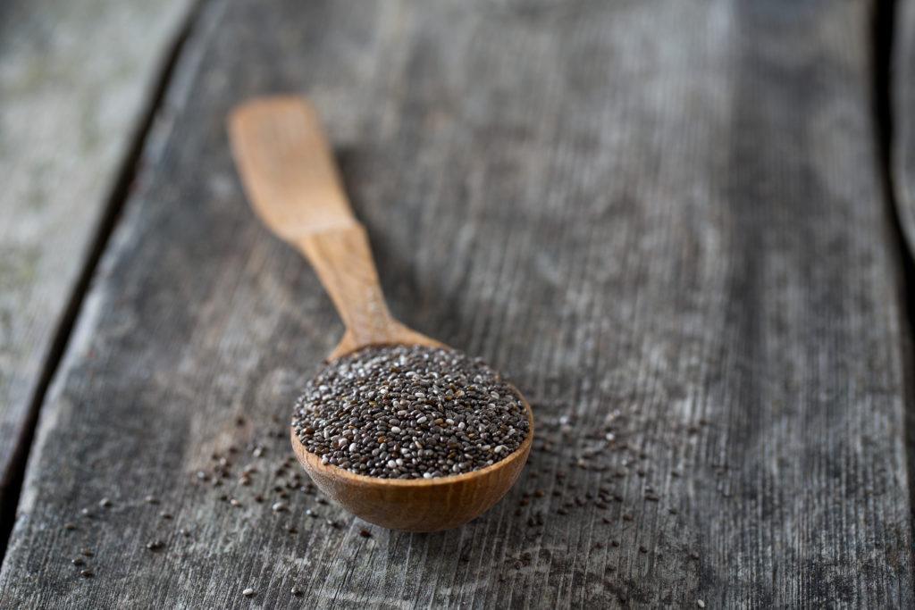 """Chia-Samen werden als vielversprechendes """"Superfood"""" angepriesen, das gegen zahlreiche Beschwerden helfen soll.  (Bild: Diana Taliun/fotolia.com)"""