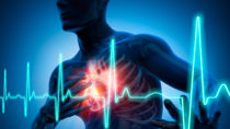 Herzrhythmusstörungen müssen nicht zwangsweise gefährlich sein, doch sollten sie dringend fachärztlich überprüft werden. (Bild: psdesign1/fotolia.com)