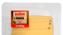 """Für den """"Biarom Grüner Pfeffer Bergkäse"""" wurde wegen möglicherweise enthaltener Metallsplitter eine Rückrufaktion gestartet. (Bild: www.lebensmittelwarnung.de)"""