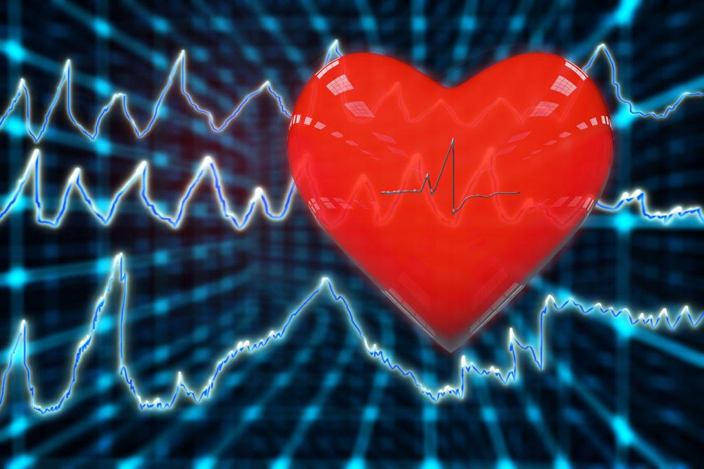 Kurze Elektroschocks können den Herzrhythmus wieder stabilisieren. (Bild: fotoliaxrender/fotolia.com)