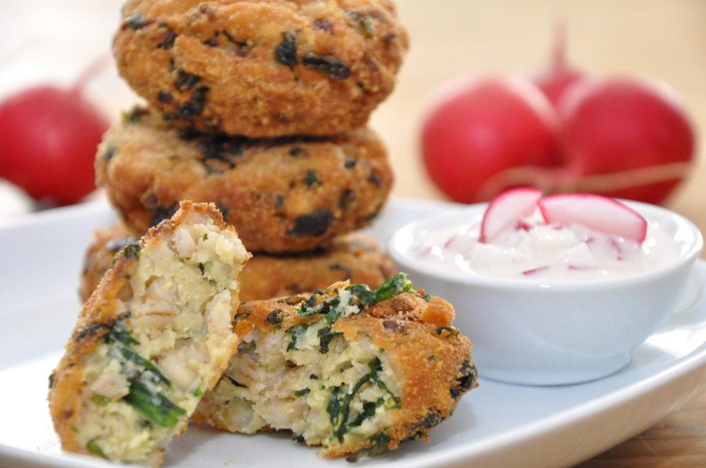 Vegetarischer Fleischersatz: Nahrhaft, weniger Kalorien und gesund. Bild: A_Lein - fotolia