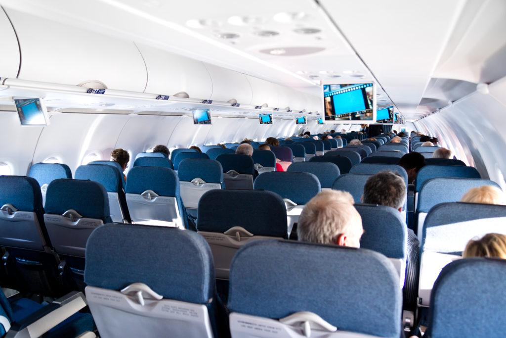 Giftstoffe in Flugzeugen. Bild: Michael Schütze - fotolia