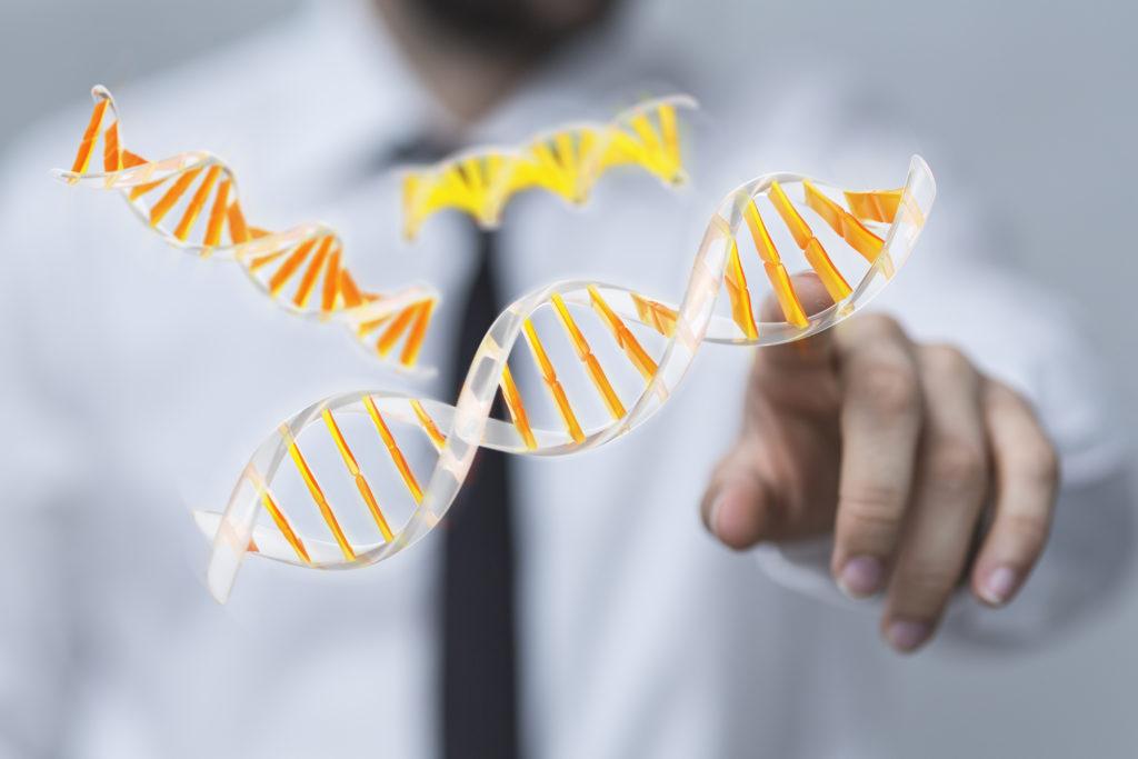 DNA-Schere. Bild: © vege - fotolia