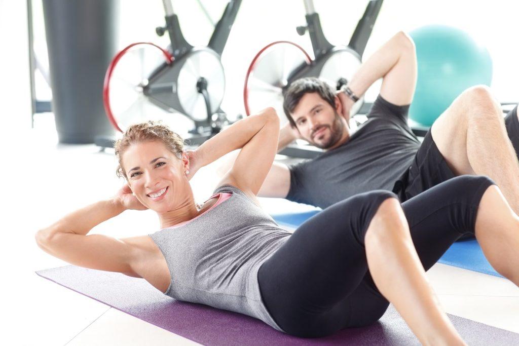 Ohne Muskeltraining verstummt der Körper. Bild: zorgz - fotolia