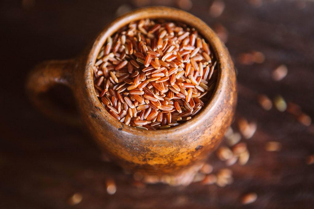 Roter Reis im Fokus der Mediziner. Bild: © nast7 - fotolia