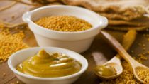 Senf schmeckt nicht nur, sondern heilt auch. Bild: bit24 - fotolia
