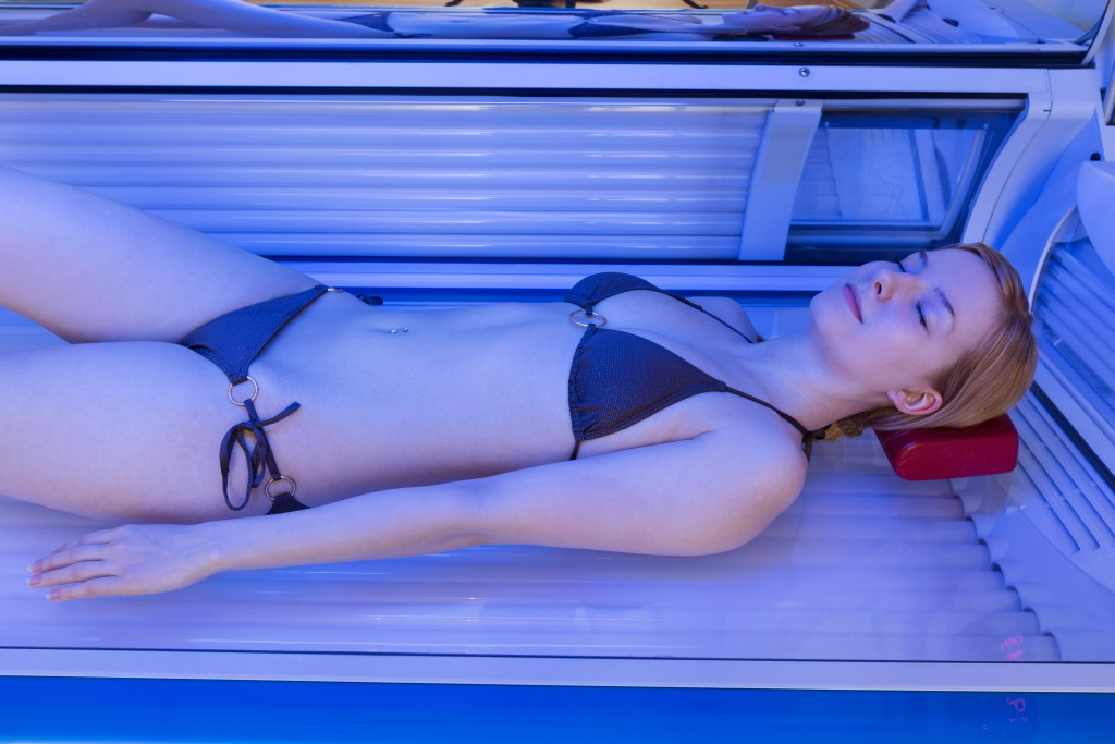 Häufige Solarium-Besuche erhöhen das Krebsrisiko. Bild: