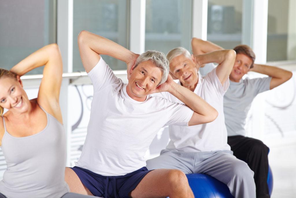 Sport kann eine Krebstherapie maßgeblich unterstützen. Bild: Robert Kneschke - fotolia