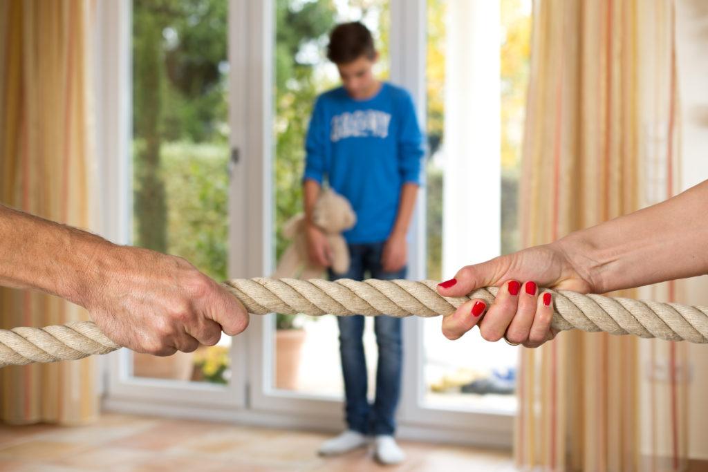 Neues Urteil stärkt Väterrechte. Bild: Markus Bormann - fotolia