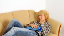 Cannabis-Tampons gegen Unterleibschmerzen. Bild: Udo Kroener - fotolia