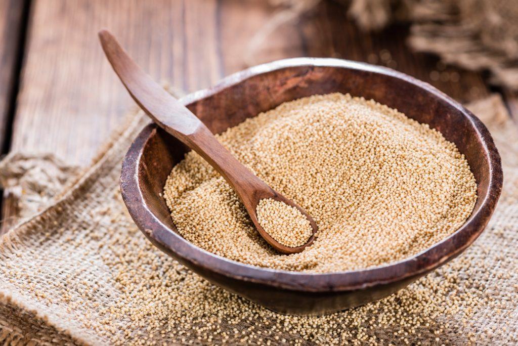 Empfehlenswert bei einer Glutenallergie: Amaranth. Bild: HandmadePictures - fotolia