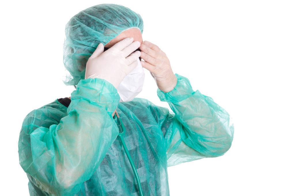 Arztfehler können schlimmstenfalls den Tod der Patienten zur Folge haben. (Bild: SENTELLO/fotolia.com)