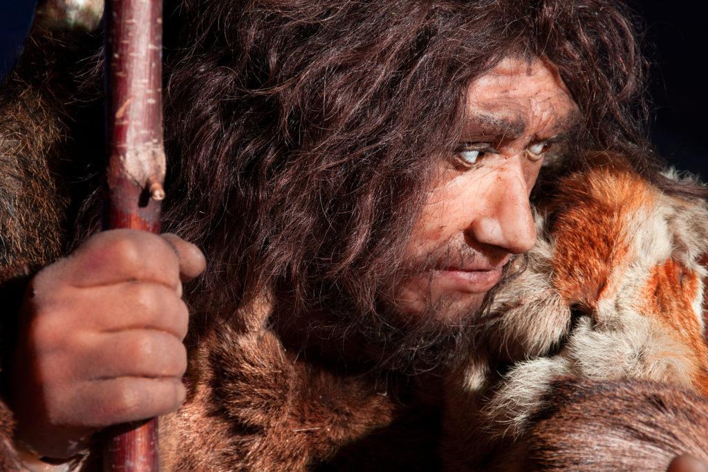 Spuren der Urmenschen noch immer nachweisbar. Bild: procy_ab - fotolia