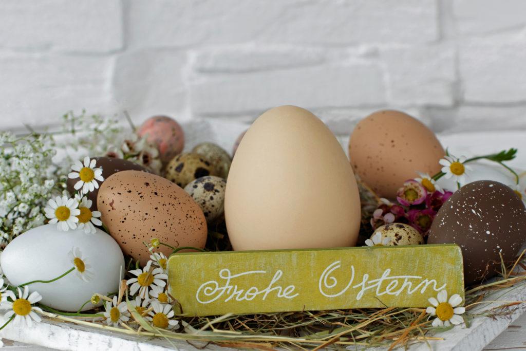 Es dürfen auch mal 3 Eier sein. Bild: racamani - fotolia