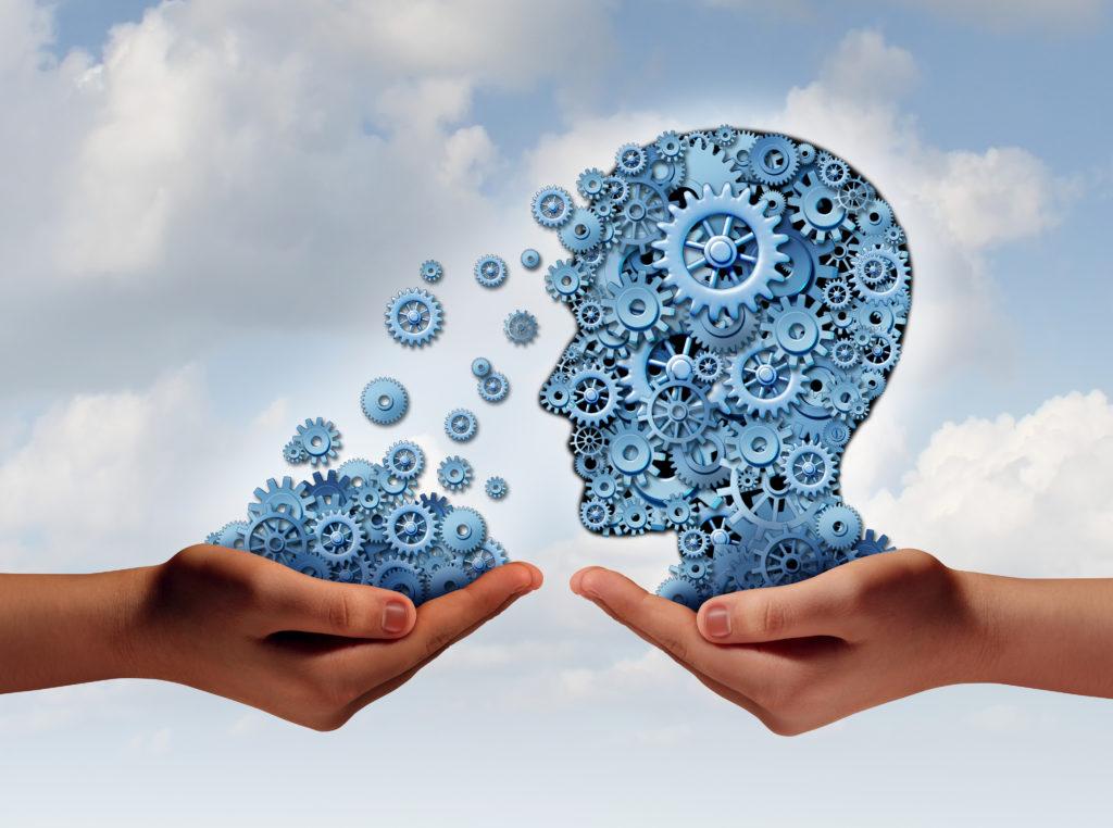 Können Informationen in Zukunft direkt in unser Gehirn eingespeist werden? (Bild: freshidea/fotolia.com)