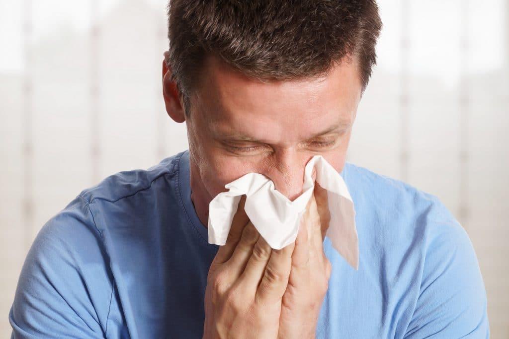 taubes ohr nach erkältung