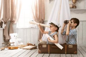 Jüngere Geschwister können Fettleibigkeit bei ihren älteren Brüdern oder Schwestern verhindern. (Bild: Alexandr Vasilyev/fotolia.com)