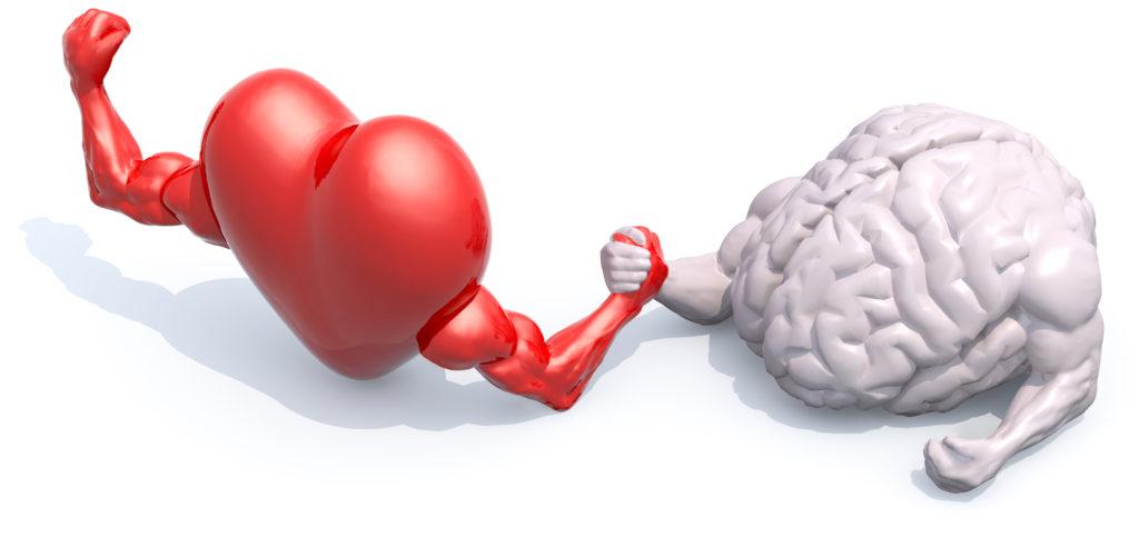 Forscher stellten jetzt in einer großen Untersuchung fest, dass eine verbesserte Gesundheit des Herzens mit einer verbesserten Gesundheit und Leistungsfähigkeit unseres Gehirns zusammenhängt. (Bild: fabioberti.it/fotolia.com)
