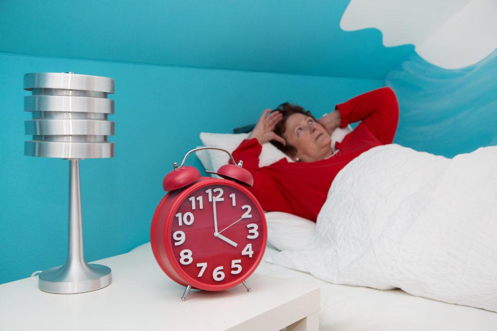 """Schlafmangel macht angeblich """"kank, dick und dumm"""". Eine Musiktherapie kann für besseren Schlaf sorgen. (Bild: Jeanette Dietl/fotolia.com)"""