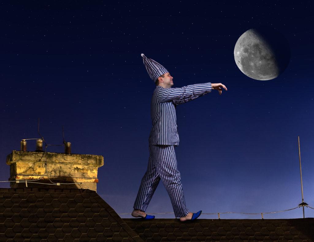 Dürfen Schlafwandler geweckt werden? Experten geben unterschiedliche Antworten. (Bild: milkovasa/fotolia.com)