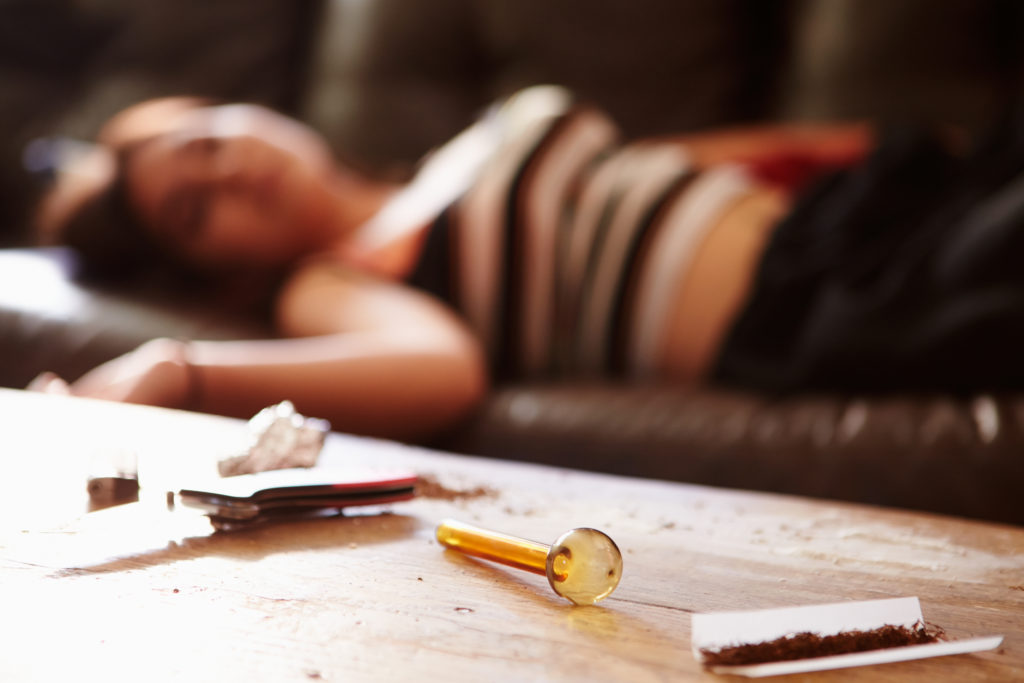 Die Droge gehört zu den schlimmsten in der illegalen Drogenszene. Bild: Monkey Business - fotolia