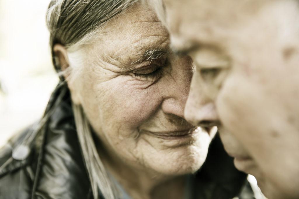 An Demenz erkrankt. Bild: bilderstoeckchen - fotolia