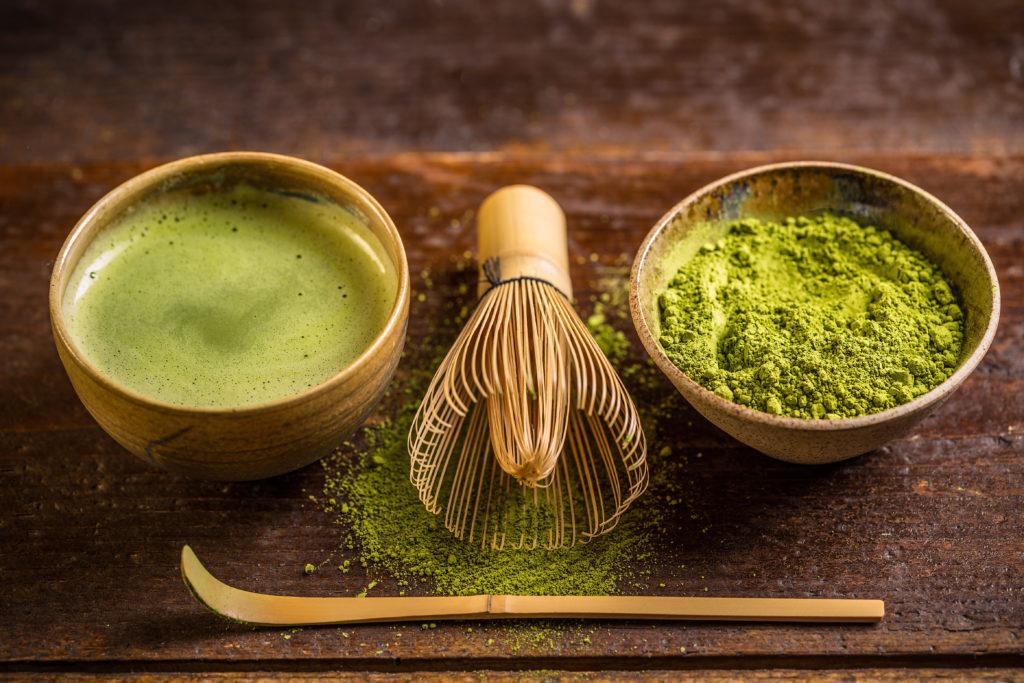 Eisen & Grüner Tee besser nicht zusammen konsumieren. Bild: Grafvision - fotolia