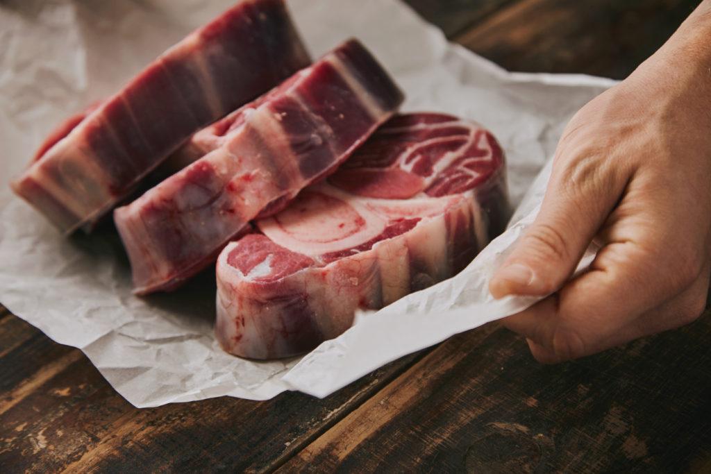 Ein Skandal oder keiner? Halal-Fleisch im Supermarkt? Bild: marioav - fotolia