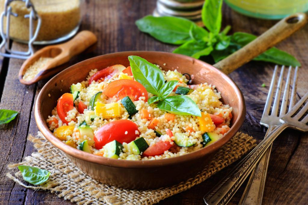Hirse statt Reis. Bild: kuvona - fotolia