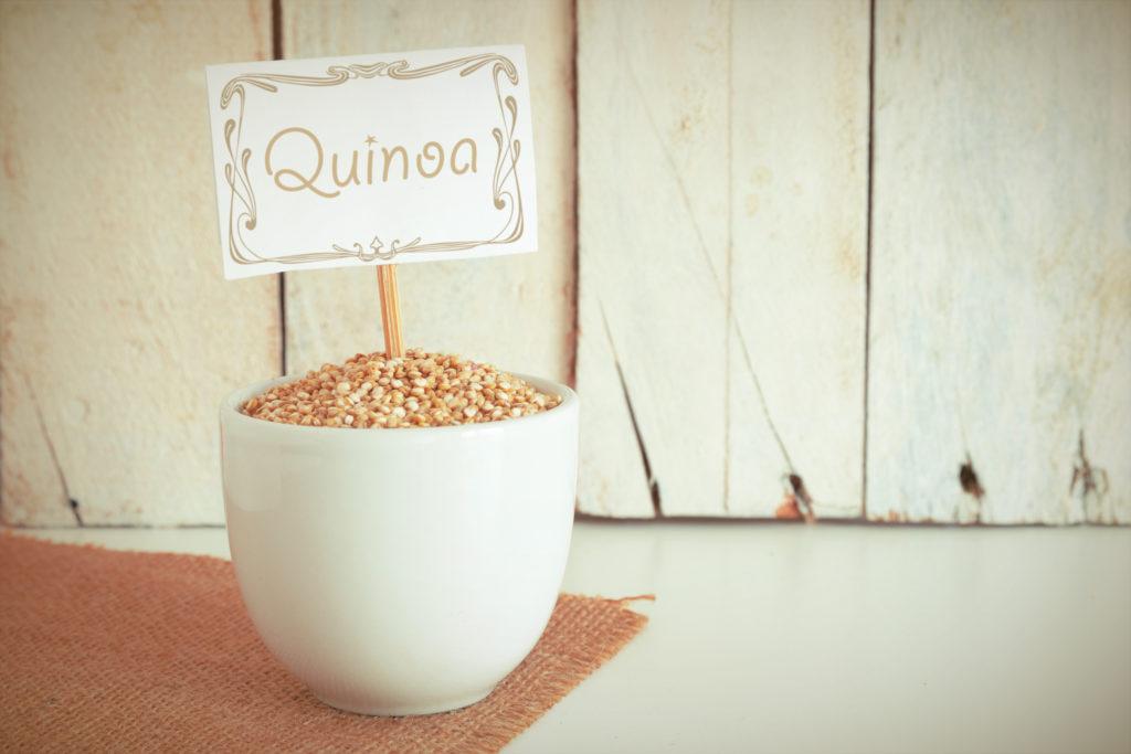 Gesunde Quinoa: Vielseitig einsetzbar. Bild: jdjuanci - fotolia