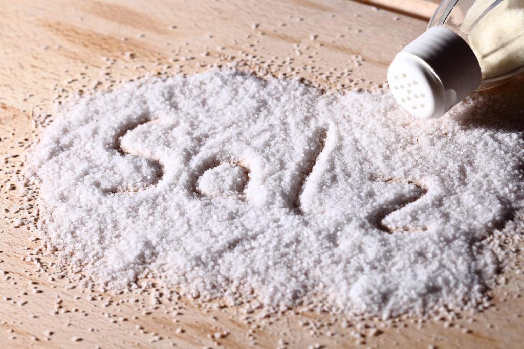 viel zu viel salz speisesalzgehalt in lebensmitteln oft viel zu hoch. Black Bedroom Furniture Sets. Home Design Ideas