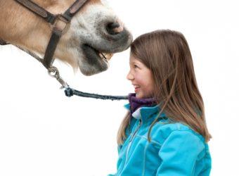 Reit- oder auch Pferdetherapie. Bild: Zlatan Durakovic - fotolia