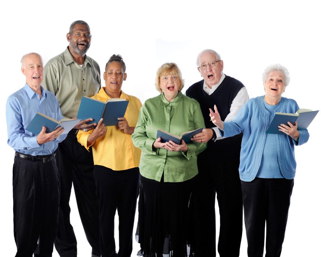 Das Singen in einem Chor kann das Immunsystem stärken und reduziert zusätzlich noch den Stress. Diese Auswirkungen könnten Patienten mit Krebs helfen, ihre Erkrankung besser zu bekämpfen. (Bild: Glenda Powers/fotolia.com)