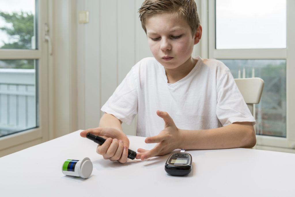 Menschen dit Typ-1-Diabetes haben ein stark erhöhtes Risiko, in ihrem Leben Epilepsie zu entwickeln. Kinder mit der Erkrankung sind besonders gefährdet. (Bild: rkris/fotolia.com)