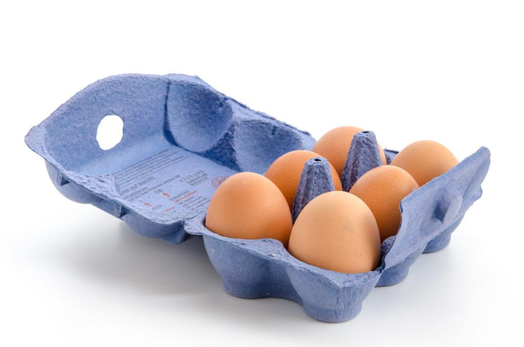 Der Discounter Lidl ruft Eier eines niederländischen Unternehmens zurück. Auf manchen Verpackungen befindet sich ein falsches Mindesthaltbarkeitsdatum. (Bild: womue/fotolia.com)