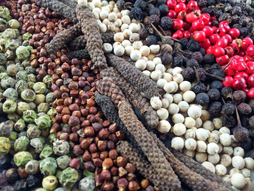 Kubebenpfeffer: Die Heilpflanze des Jahres 2016. Bild: fotojob - fotolia