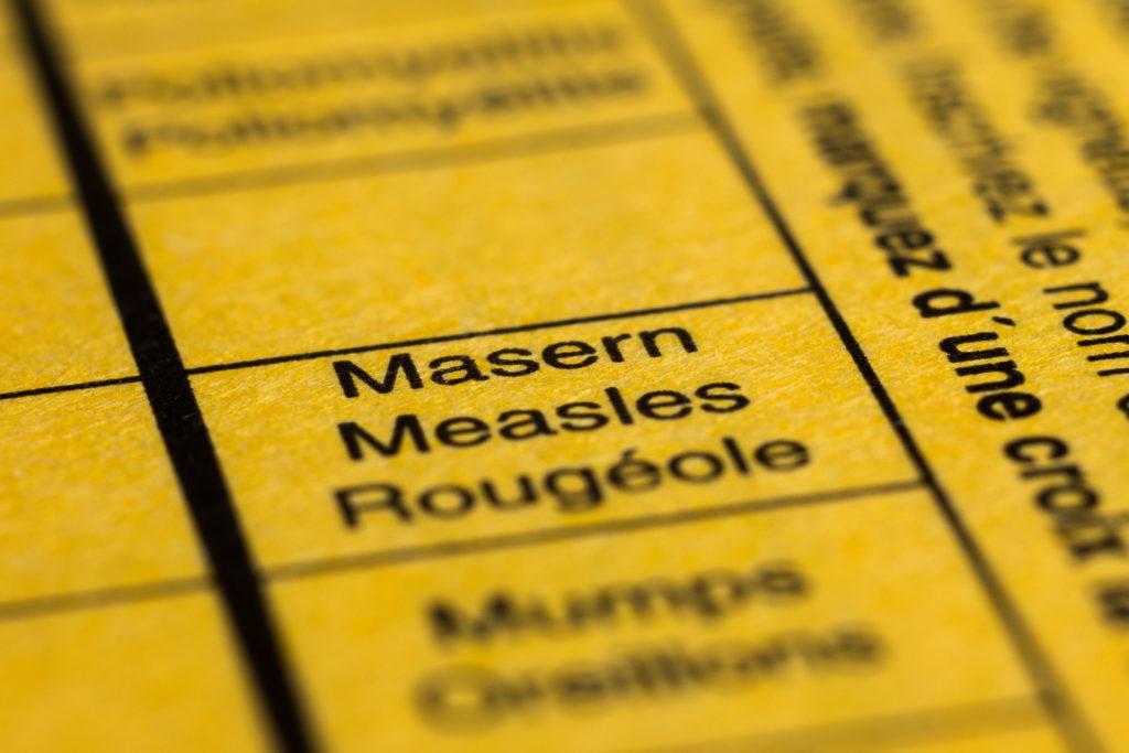 Der 100.000-Euro-Streit um die Existenz von Masernviren geht in die nächste Runde. Womöglich wird der kuriose Fall bald am BGH verhandelt. (Bild: pit24/fotolia.com)
