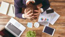 Die meisten Menschen wünschen sich weniger Stress im Leben. Ein neuer Online-Test zeigt ihnen, wie ausgepowert sie sind. (Bild: Konstantin Yuganov/fotolia.com)
