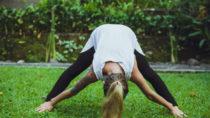 Yoga kann eine hilfreiche Ergänzung bei der Behandlung von psychischen Störungen sein. Es kann zur Verbesserung von Wohlbefinden und Lebensqualität beitragen. (Bild: Boyarkina Marina/fotolia.com)