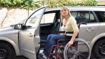 Urteil zu Behindertenparkplätzen. Bild: Dan Race - fotolia