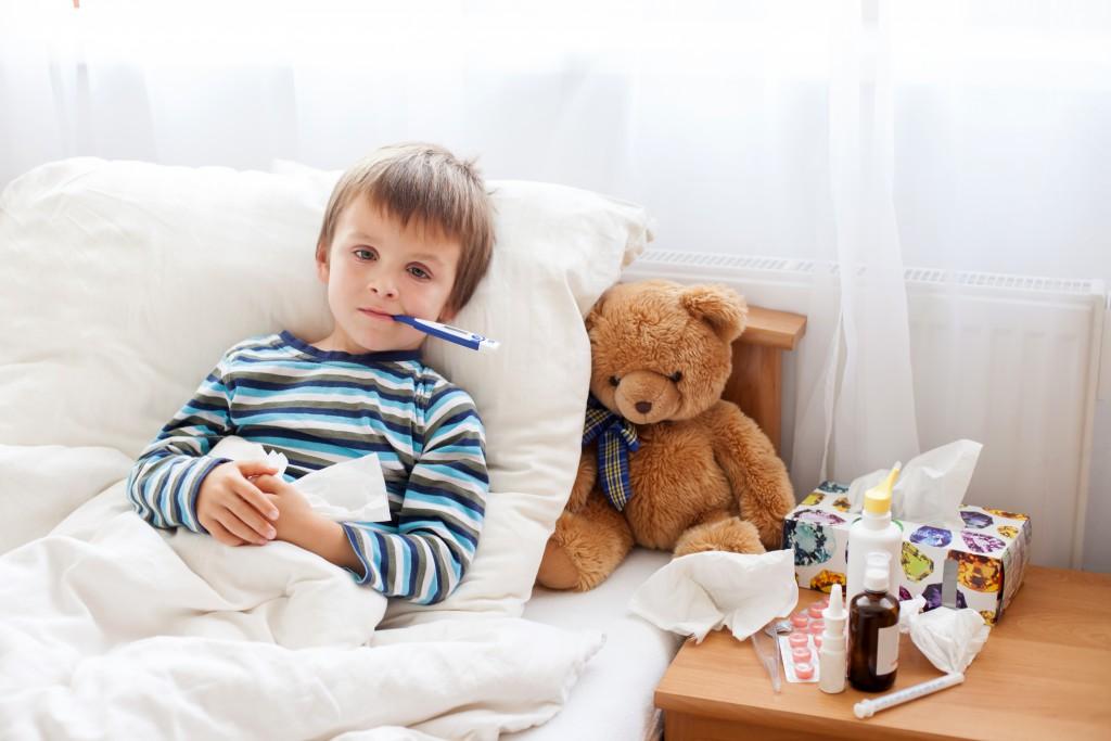 Beim Münchhausen-Stellvertreter-Syndrom werden die Kinder meist durch die Mütter krank gemacht. Bild: Tomsickova - fotolia